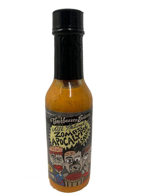 Torchbearer Zombie Apocalypse Very Hot Spicy  Bhut Jolokia