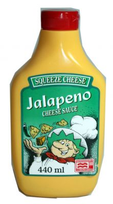 Squeeze Cheese Jalapeno