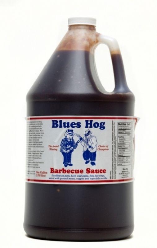Blues Hog Original BBQ Sauce Gallone