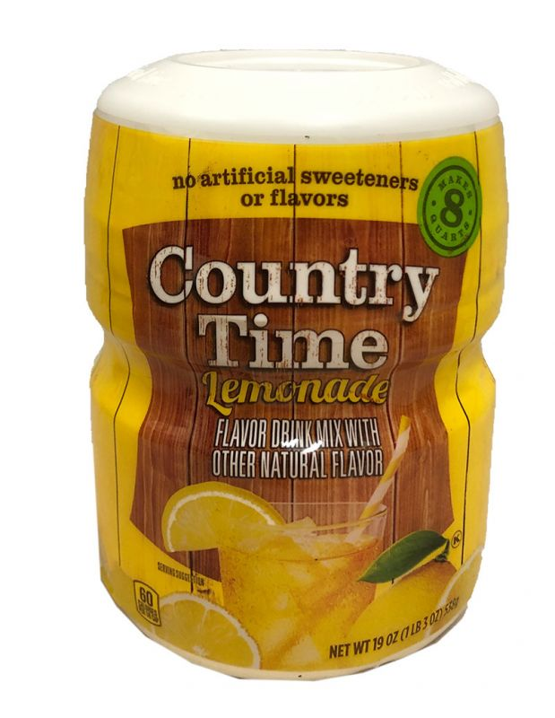 Country Time Lemonade (538g)