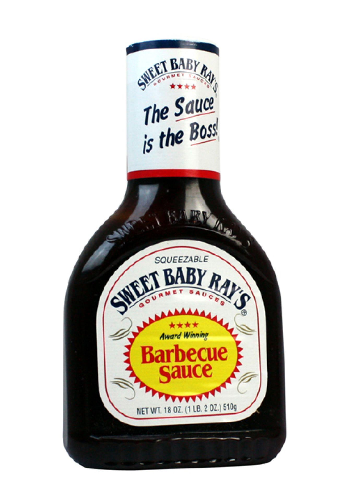 Sweet Baby Rays BBQ Sauce Original