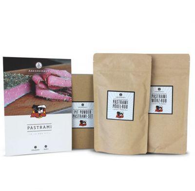 Ankerkraut Pit Powder Pastrami-Set