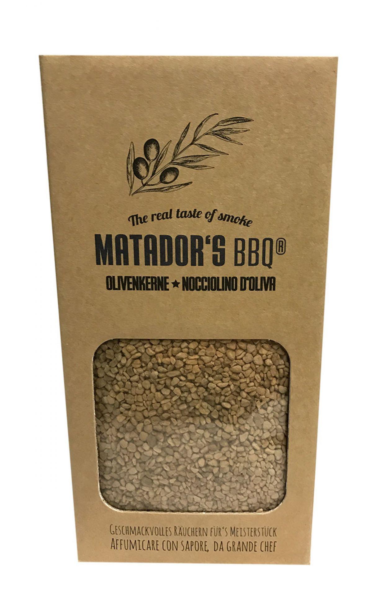 MATADOR S BBQ® Olivenkerne