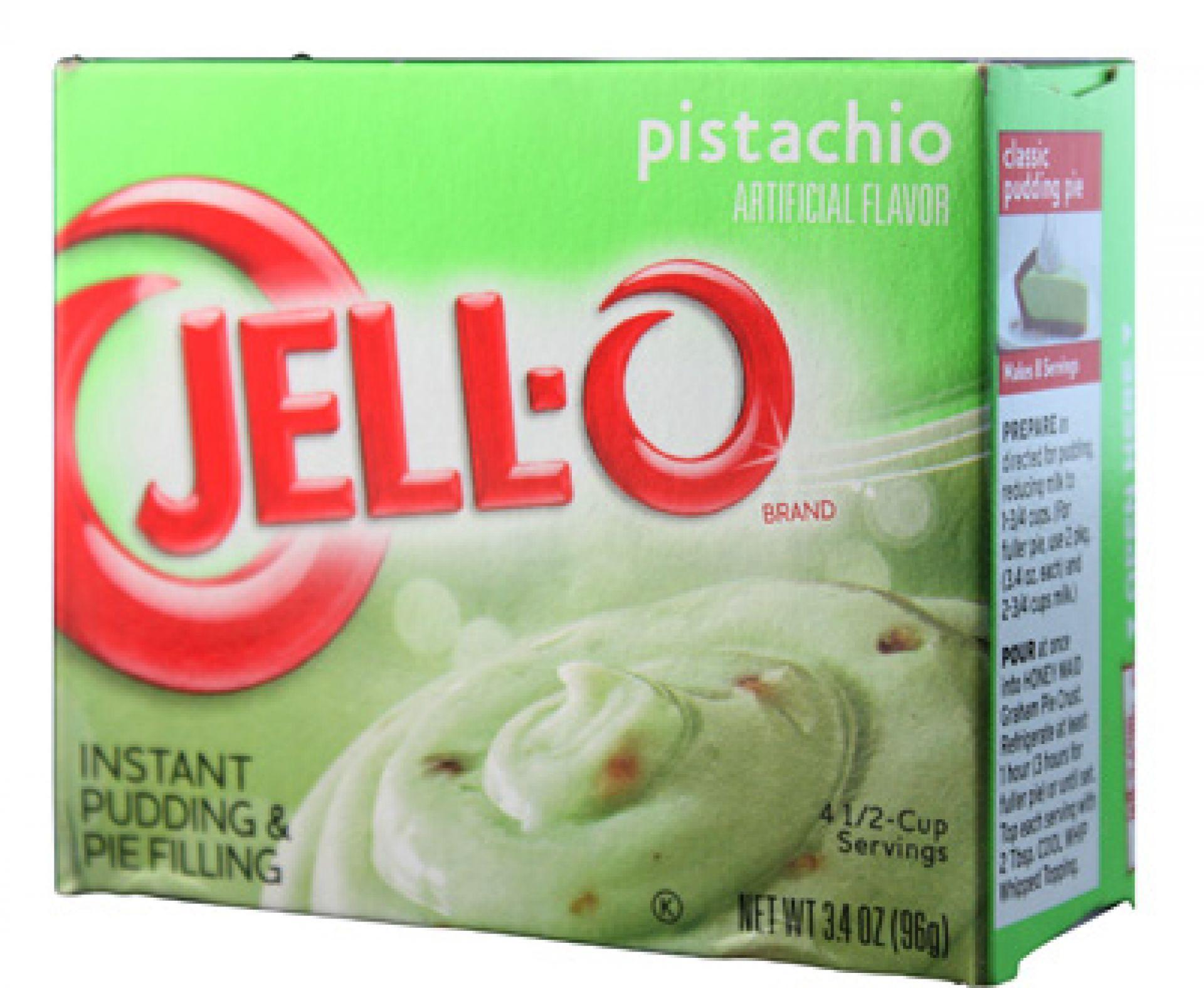 Jell-O Pudding & PIe Filling Pistachio
