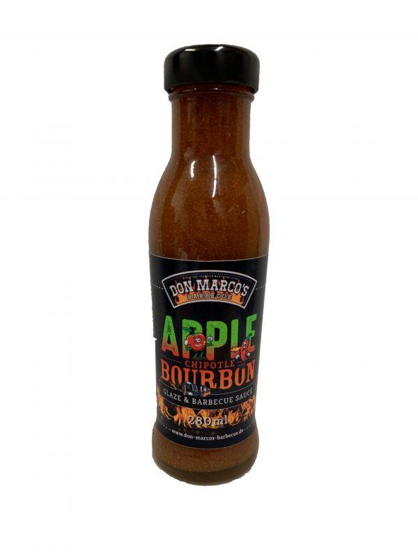 Don Marco's Apple Chipotle Bourbon BBQ Sauce 280ml
