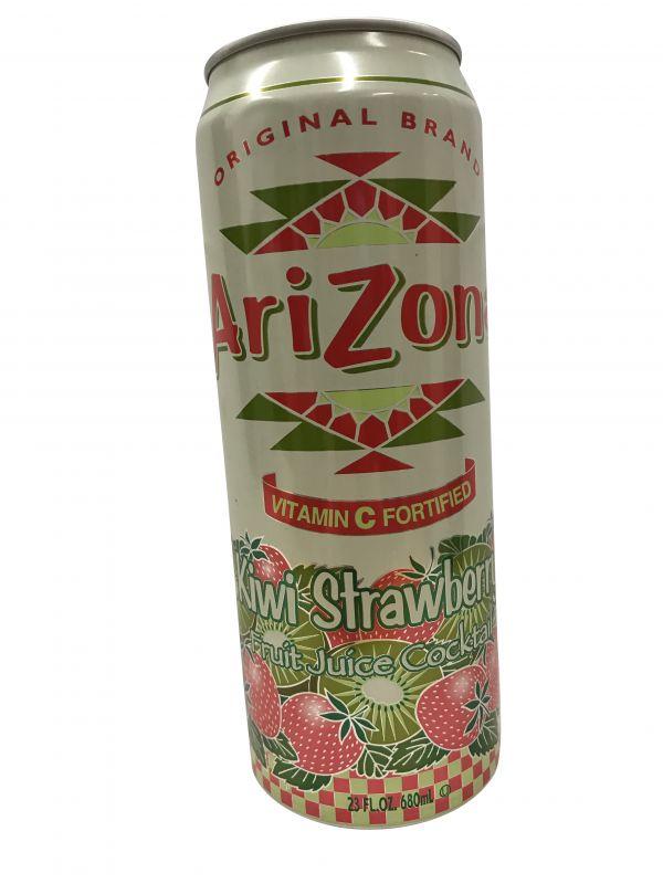 Arizona Kiwi Strawberry (zzgl. 0,25 EUR Pfand) 680ml