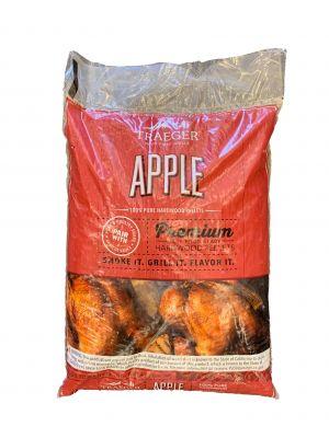 Traeger Hartholz Pellets Apfel 9kg