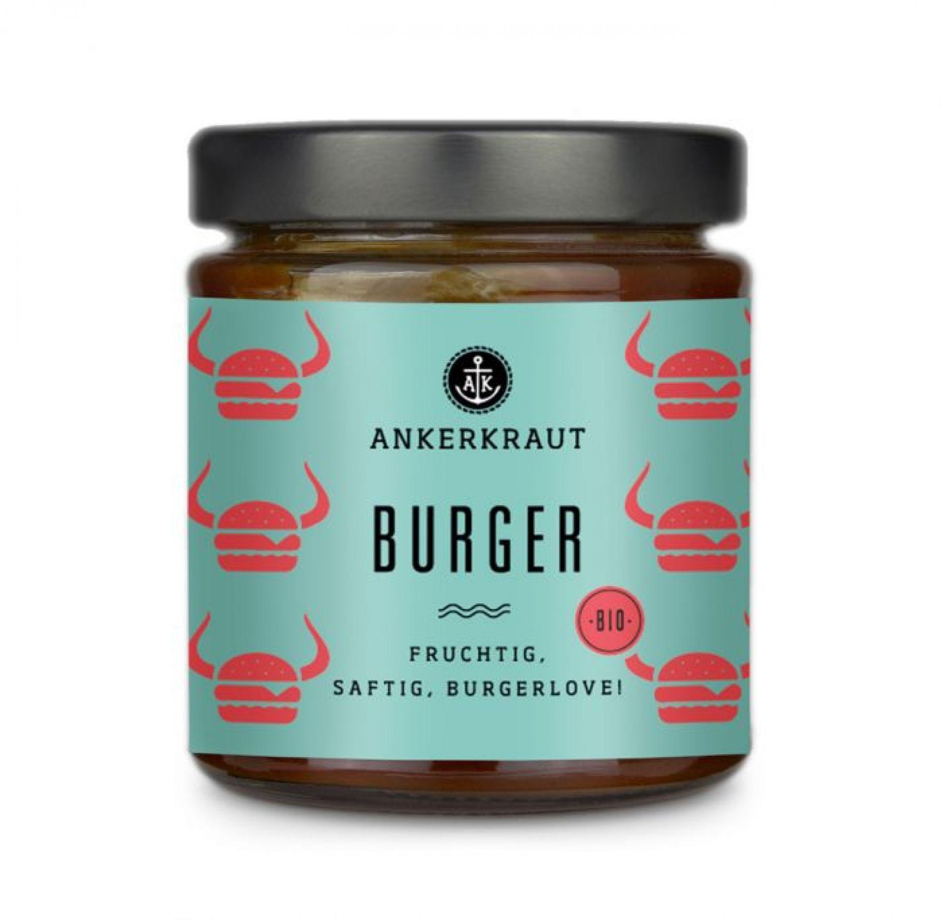 Ankerkraut Burger Sauce #Saucenliebe