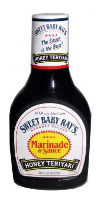 Sweet Baby Rays Honey Teriyaki BBQ Sauce