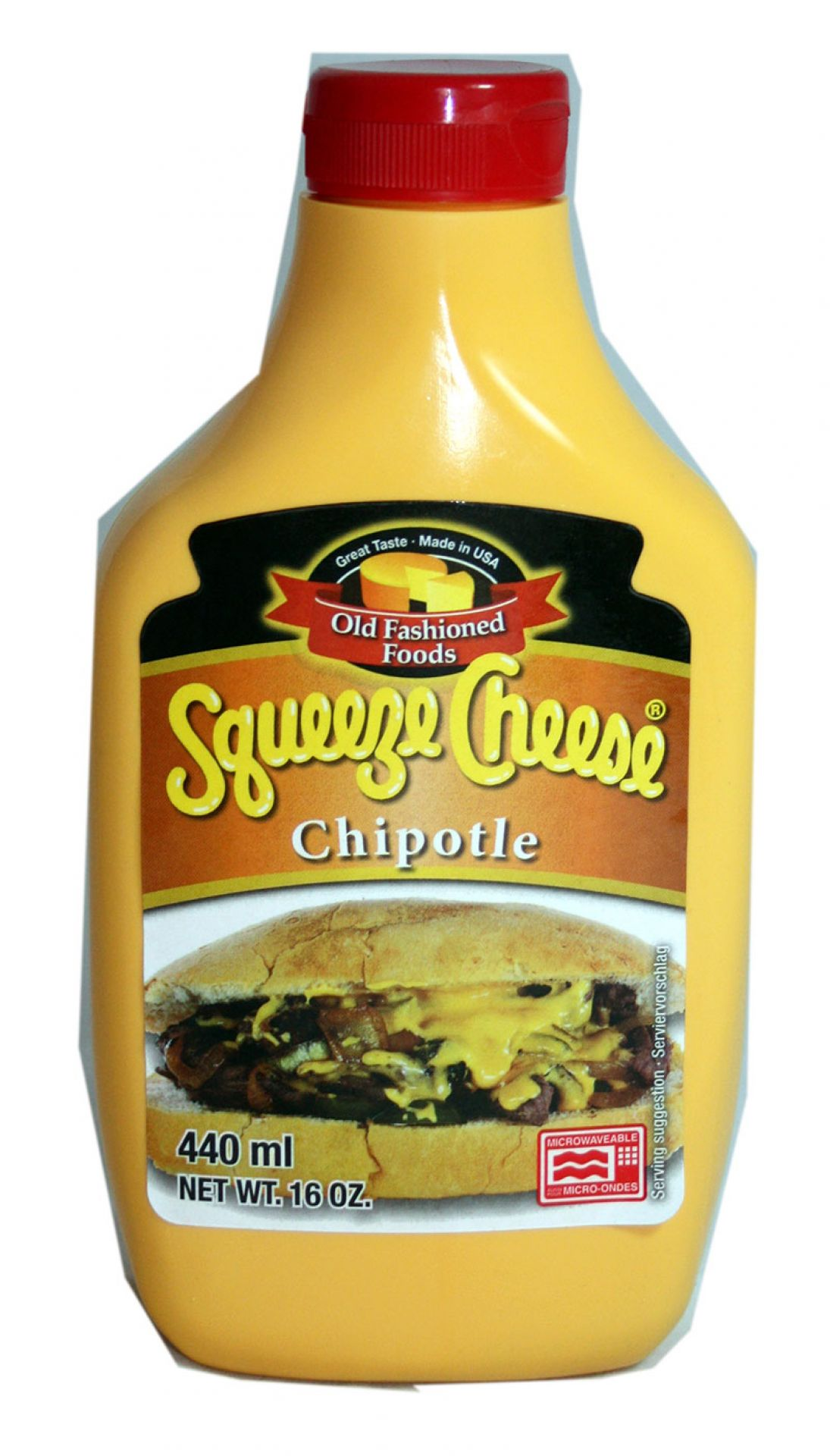 Squeeze Cheese Chipotle