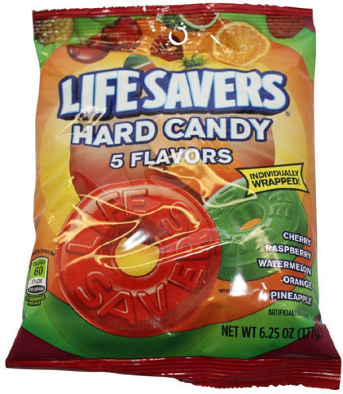 Life Savers 5 Flavors 177 Gramm