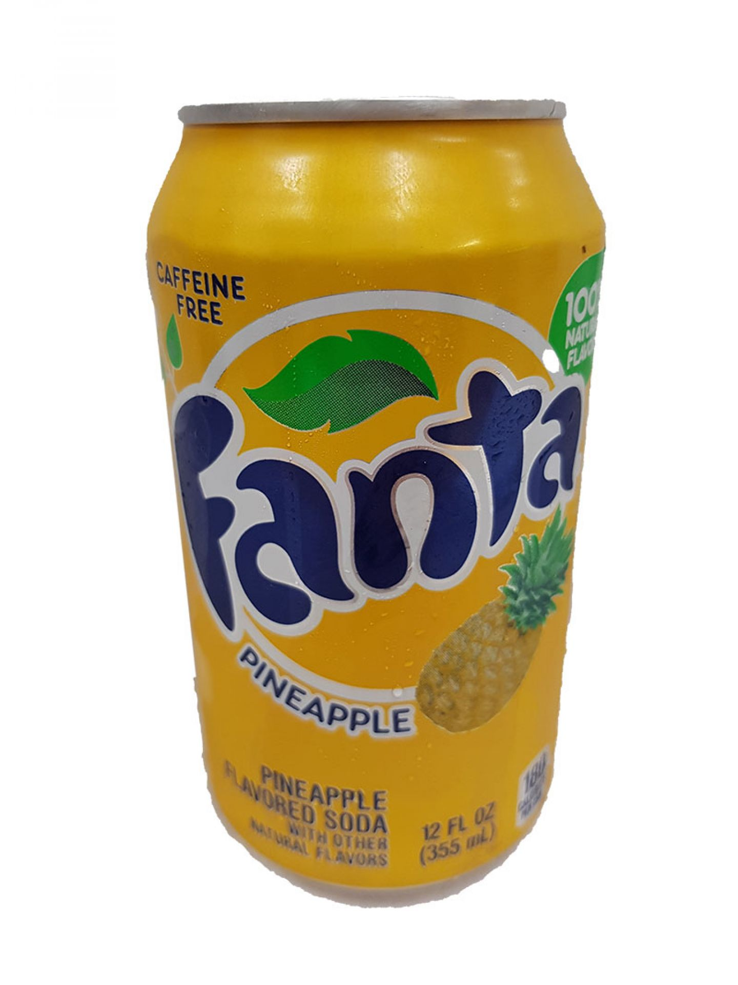 Fanta Pineapple (zzgl. 0,25 EUR Pfand)