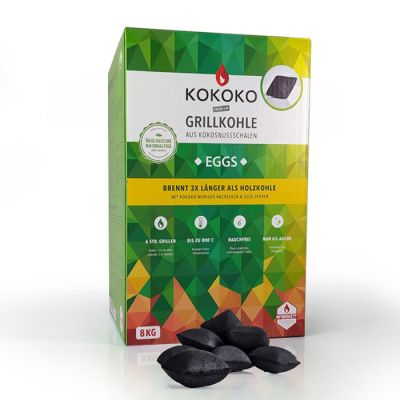 McBrikett Kokoko Eggs 8 kg