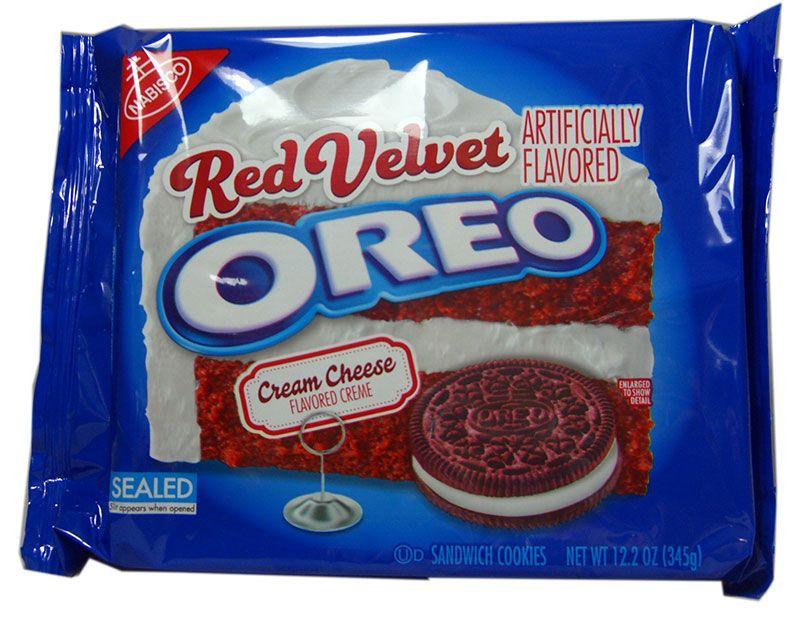 OREO Red Velvet 345g