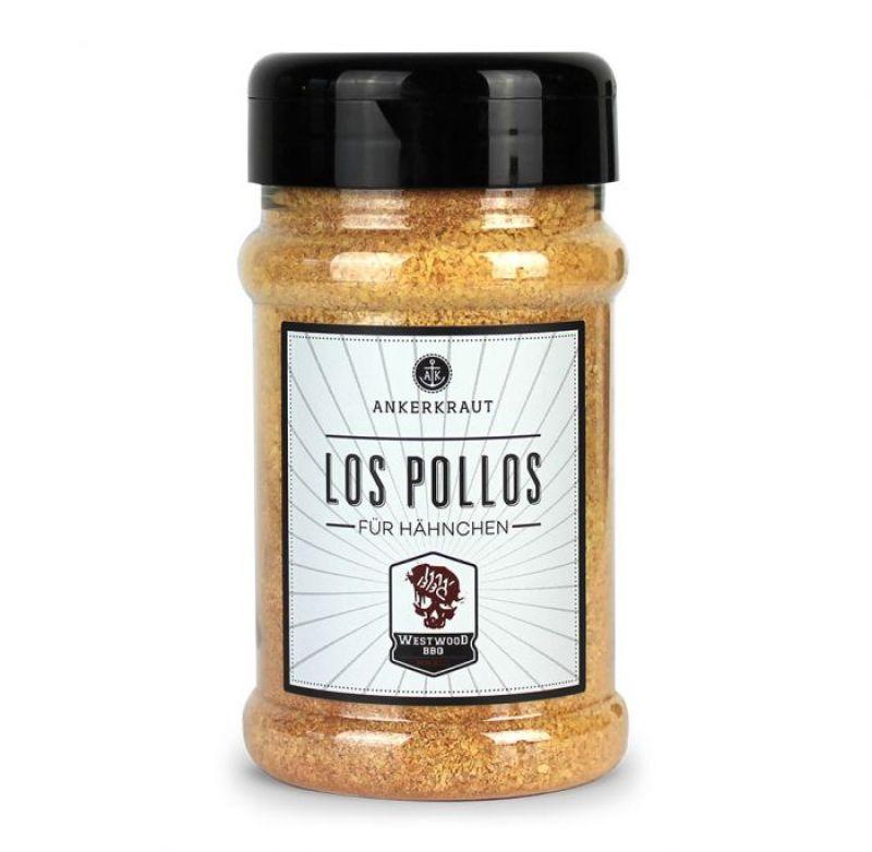 Ankerkraut Los Pollos (Streuer) 260g