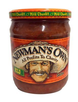 Newmans Own Mild Chunky Salsa