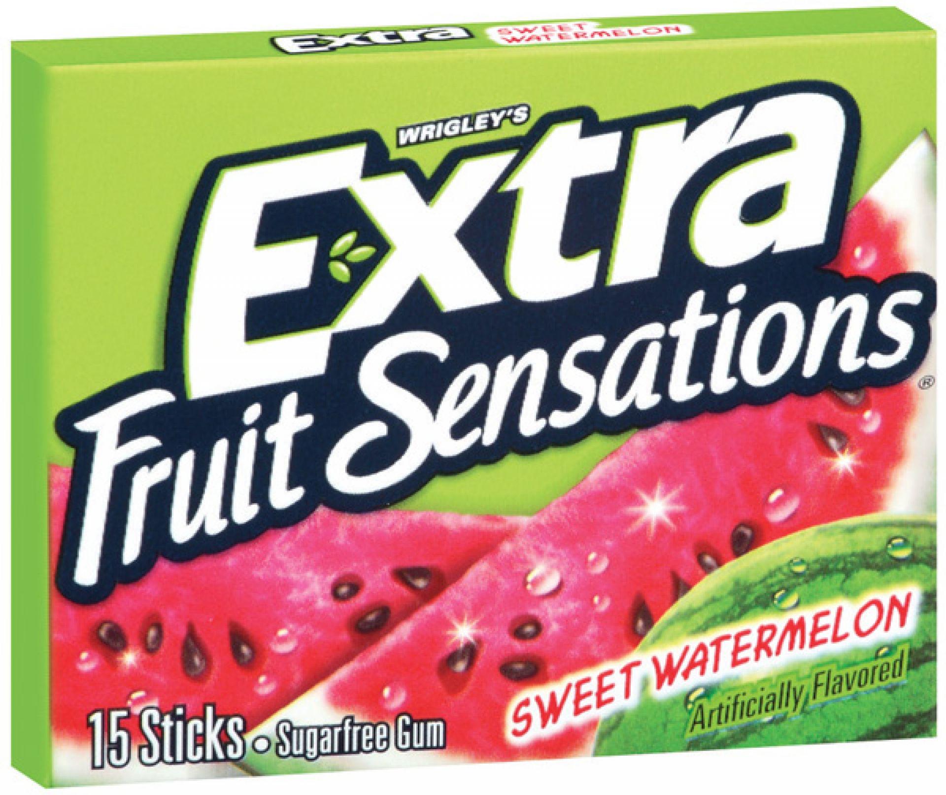Wrigley´s Extra Sweet Watermelon Kaugummi