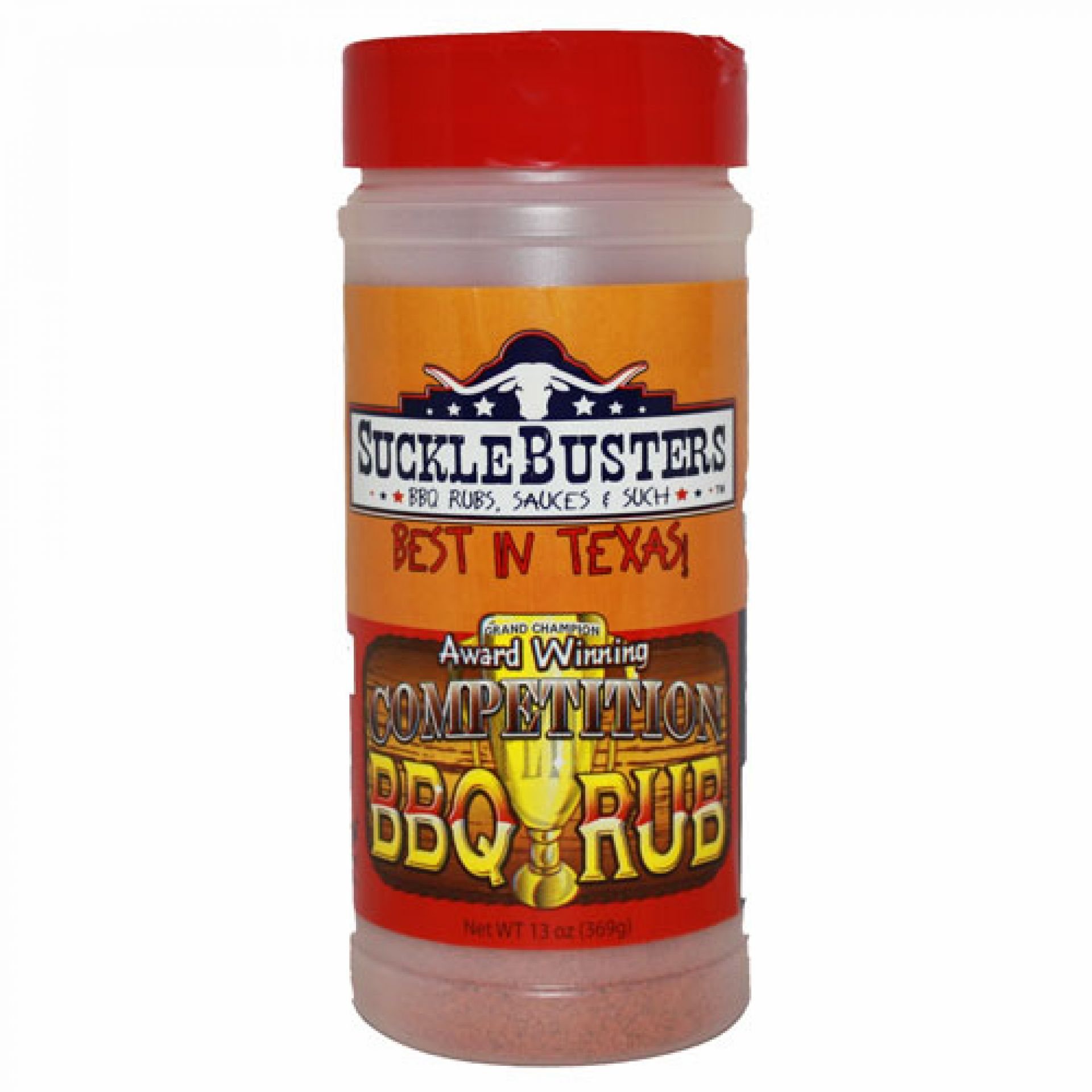 Suckle Busters Competition BBQ Rub 369g