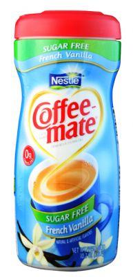 Nestle Coffee Mates Sugarfree French Vanilla