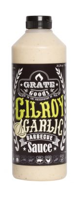 Grate Goods Gilroy Garlic BBQ Sauce 775ml