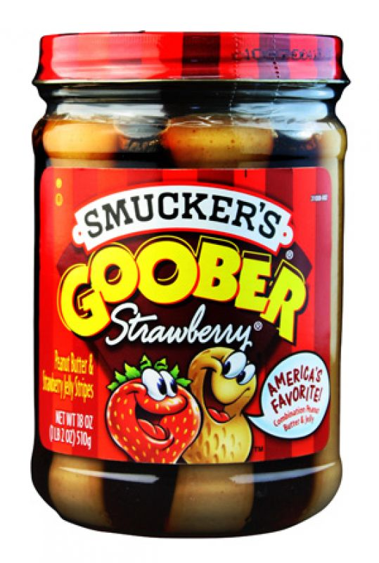 Smuckers Goober Strawberry