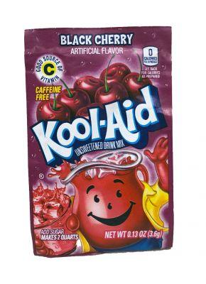 Kool AId Instant Drink Black Cherry Tüten
