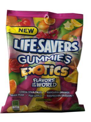 LifeSavers Gummies Exotic