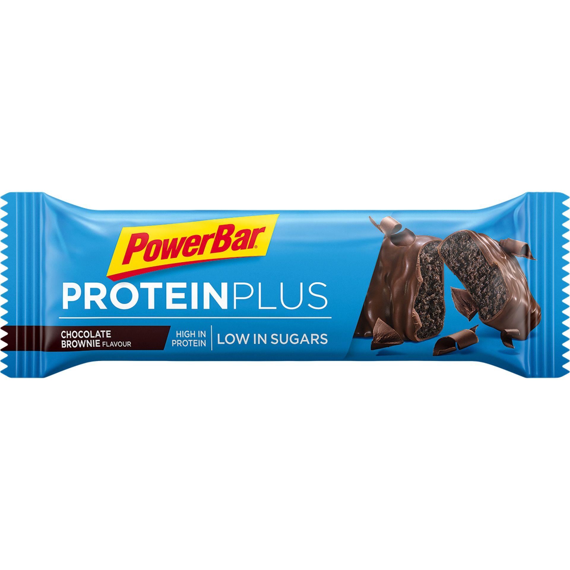 PowerBar Protein Plus Low Sugar Chocolate Brownie (35g)