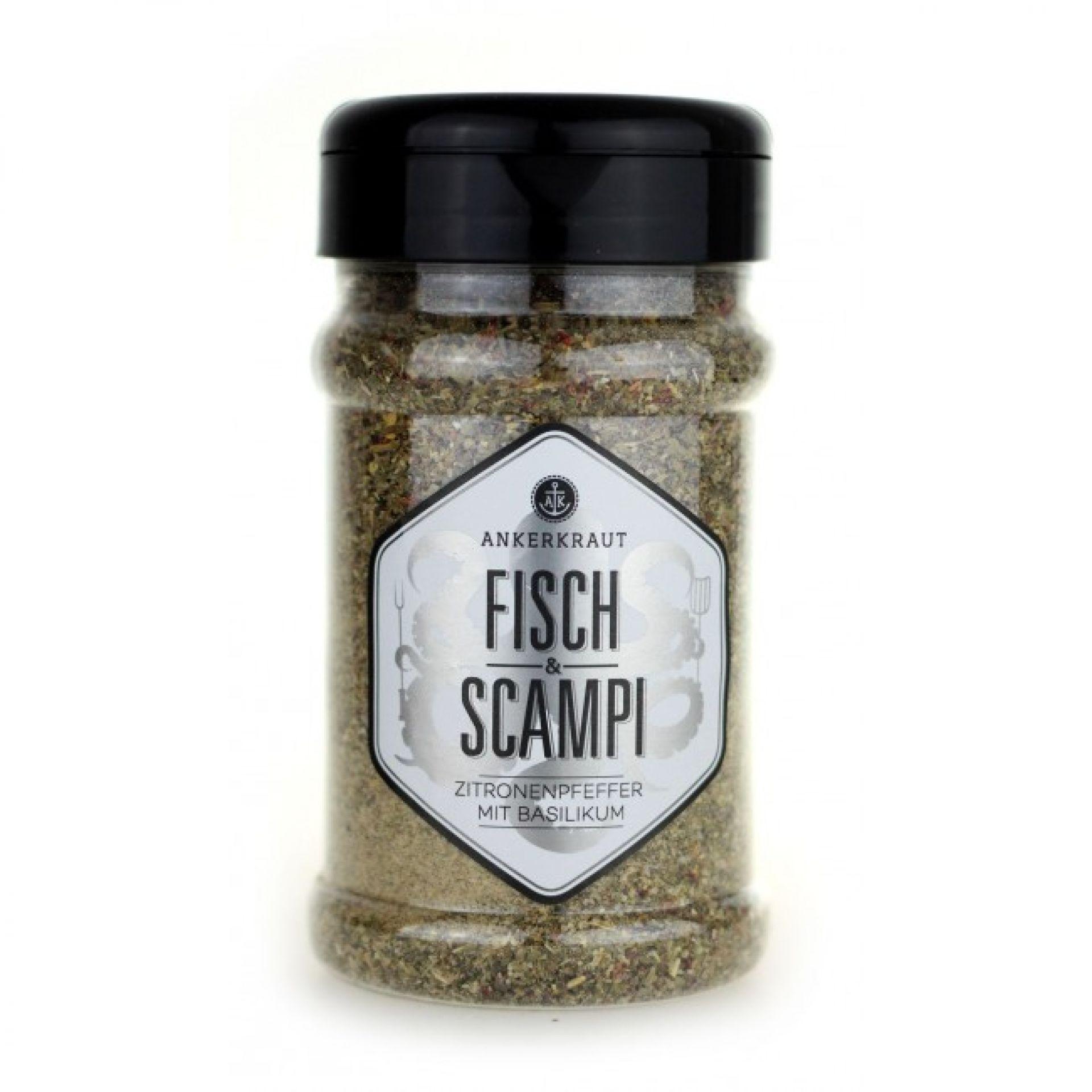 Ankerkraut Fisch & Scampi (Streuer) 150 g