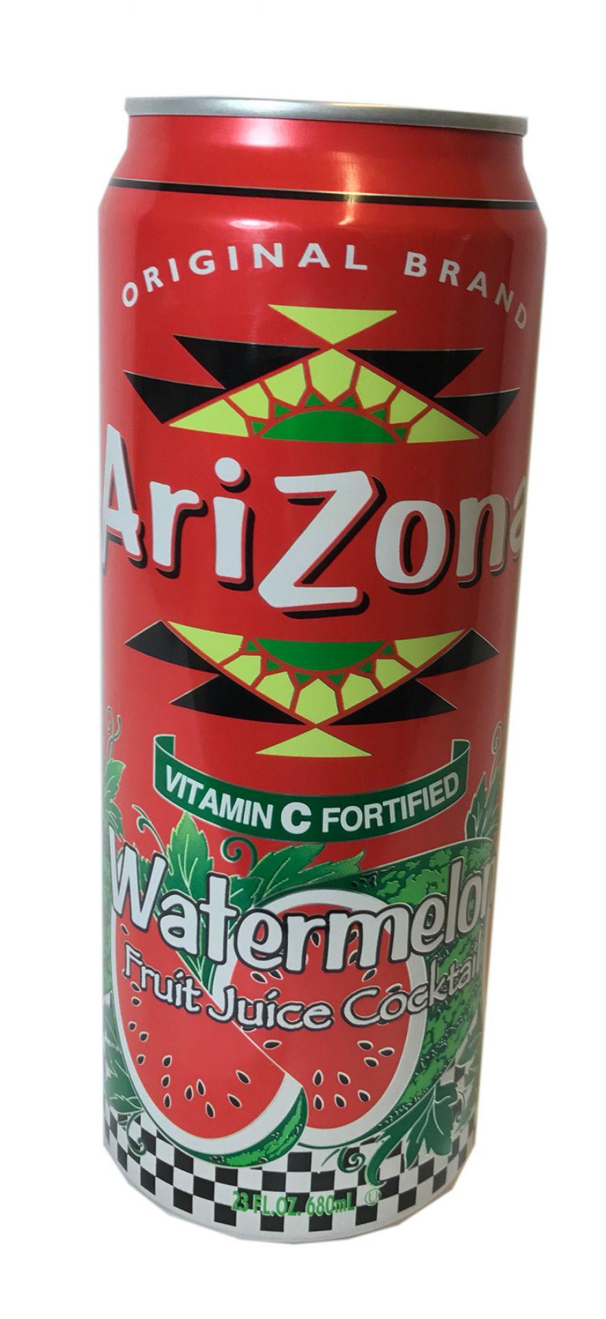 Arizona Watermelon (zzgl. 0,25 EUR Pfand) 680ml