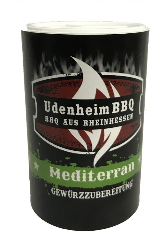 Udenheim BBQ Mediterran