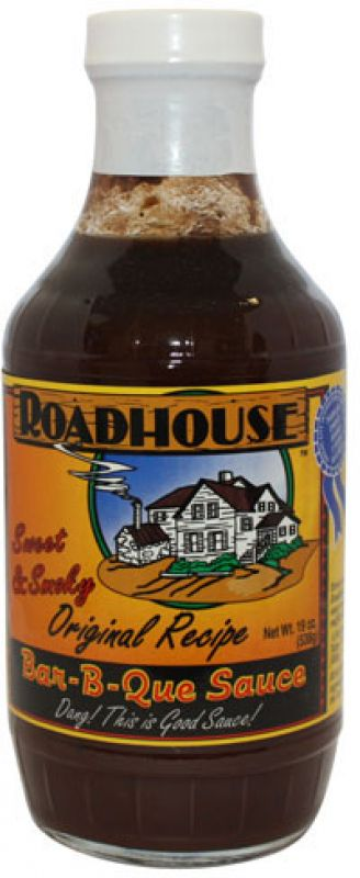 Roadhouse Original Receipe Sweet & Smoky BBQ Sauce
