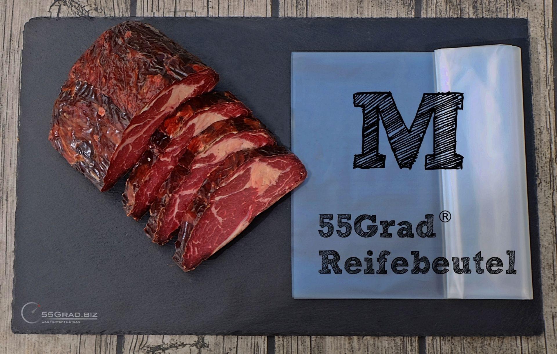 Das perfekte Steak Set Membranreifebeutel Größe M