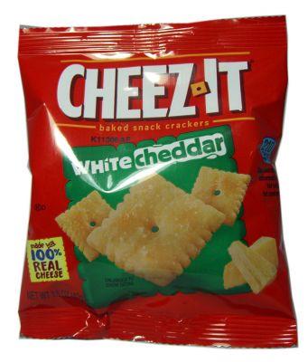 Cheez It White Cheddar