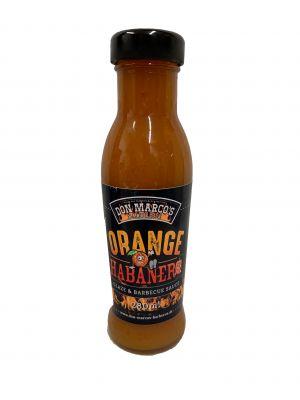 Don Marco's Orange Habanero BBQ Sauce 280ml