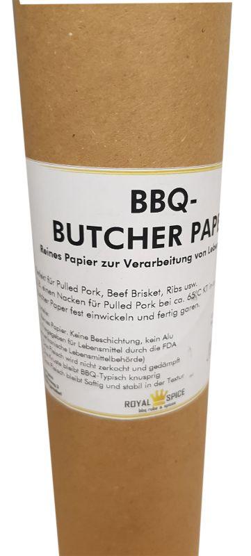 BBQ - Butcher Paper (Fleischpapier) 20 m