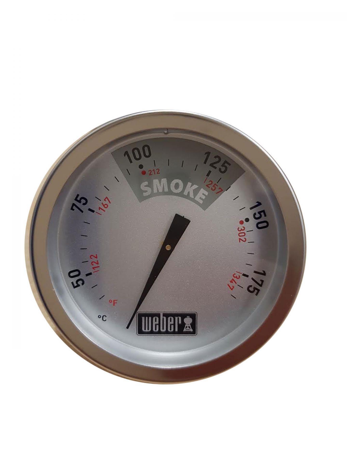 Weber Thermometer Smokey Mountain Cooker 57cm
