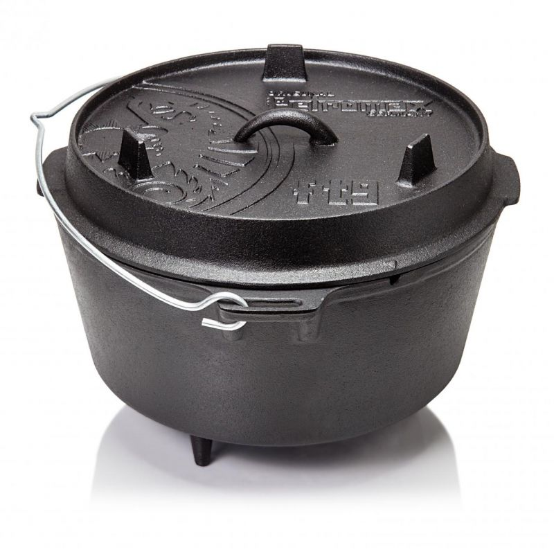 Petromax Dutch Oven ft9 ohne Füße