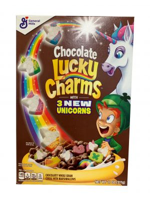 General Mills Lucky Charms Chocolate (311 g)