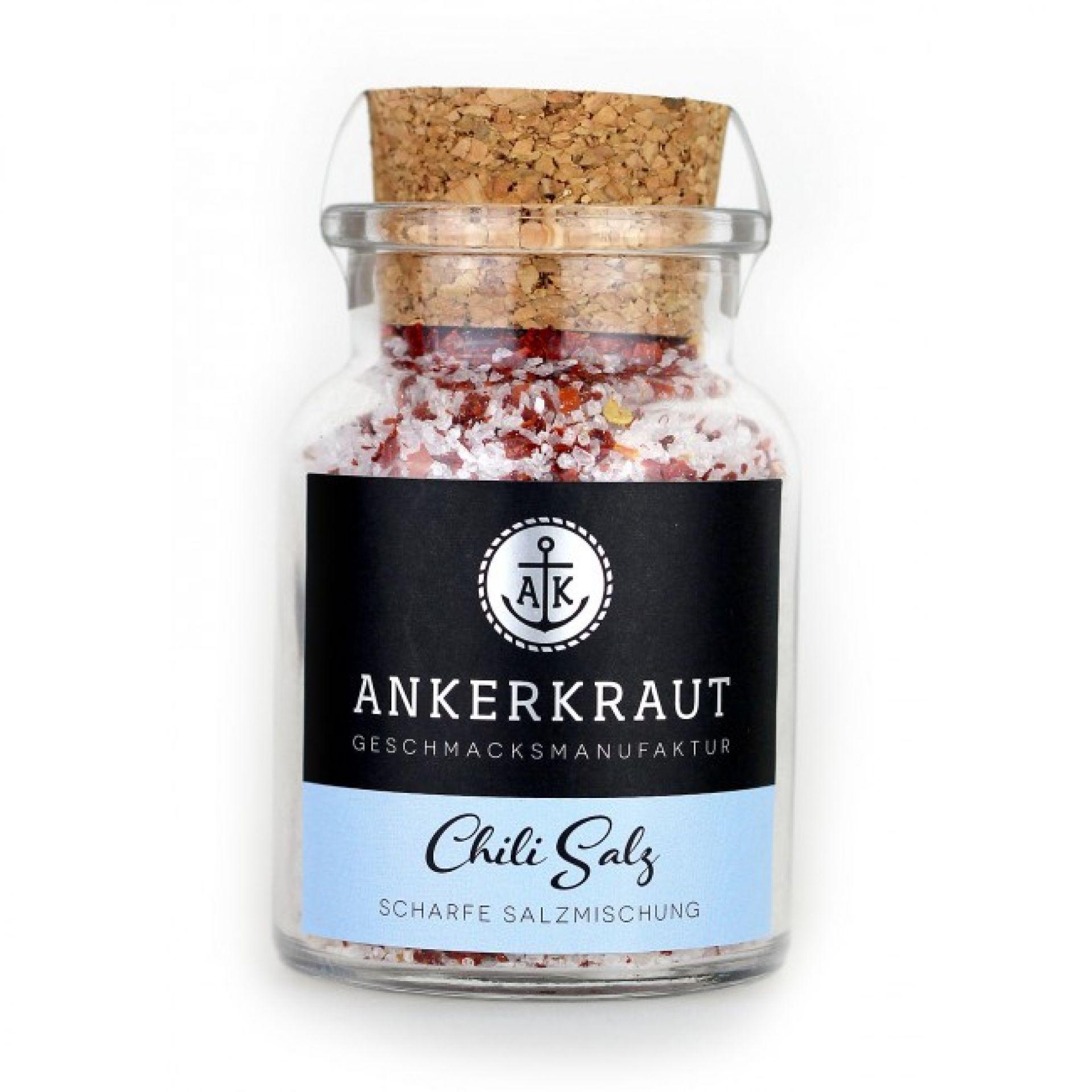 Ankerkraut Chili Salz (Korkenglas) 150 g