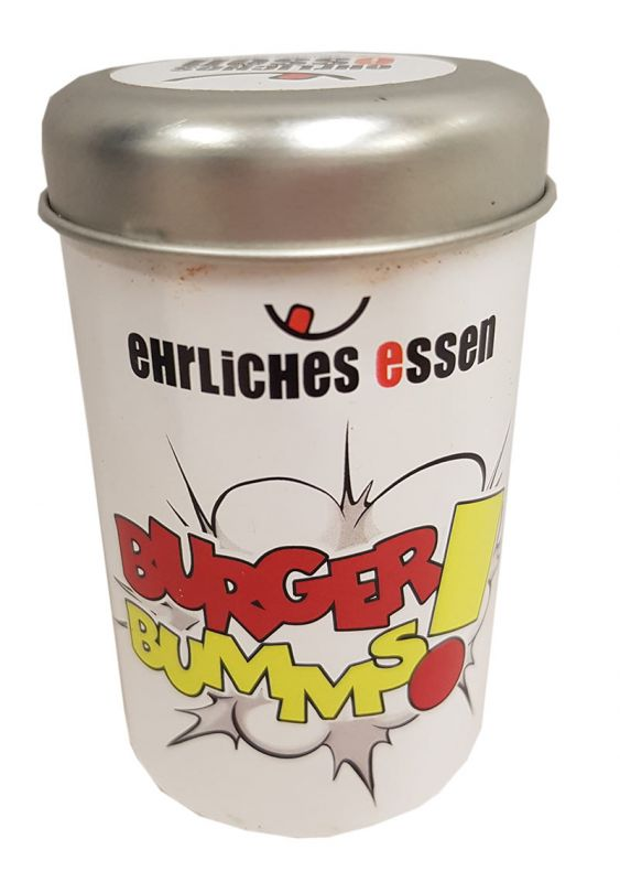 Burger Bumms (Ehrliches Essen)